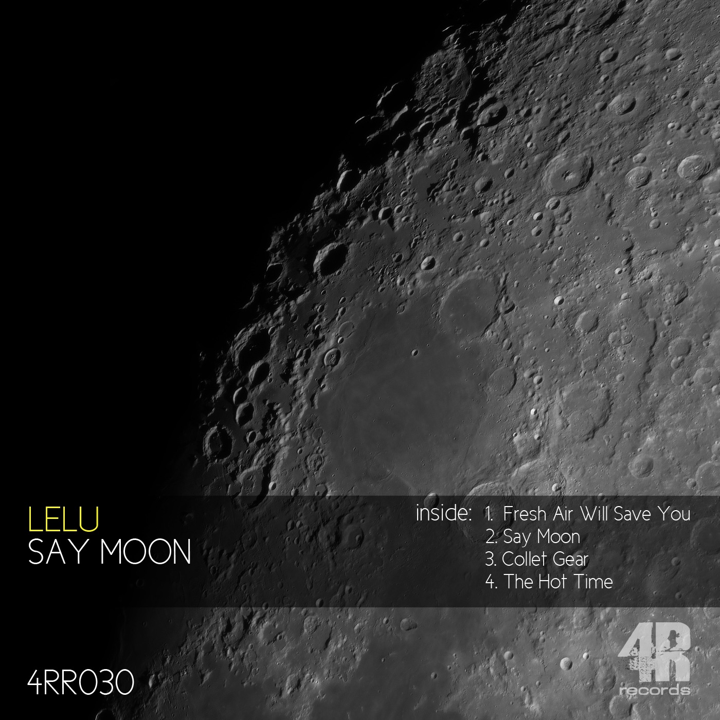 Say Moon - EP
