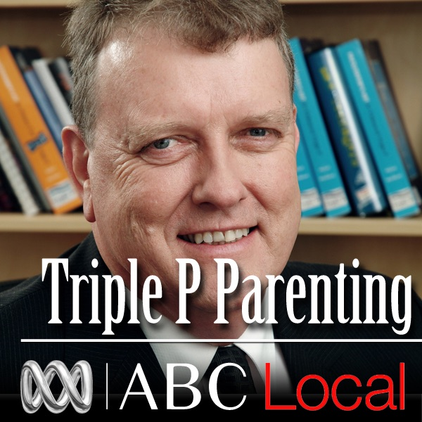 Triple P Podcast: Conflict at school