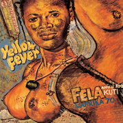 Yellow Fever - EP - Fela Kuti