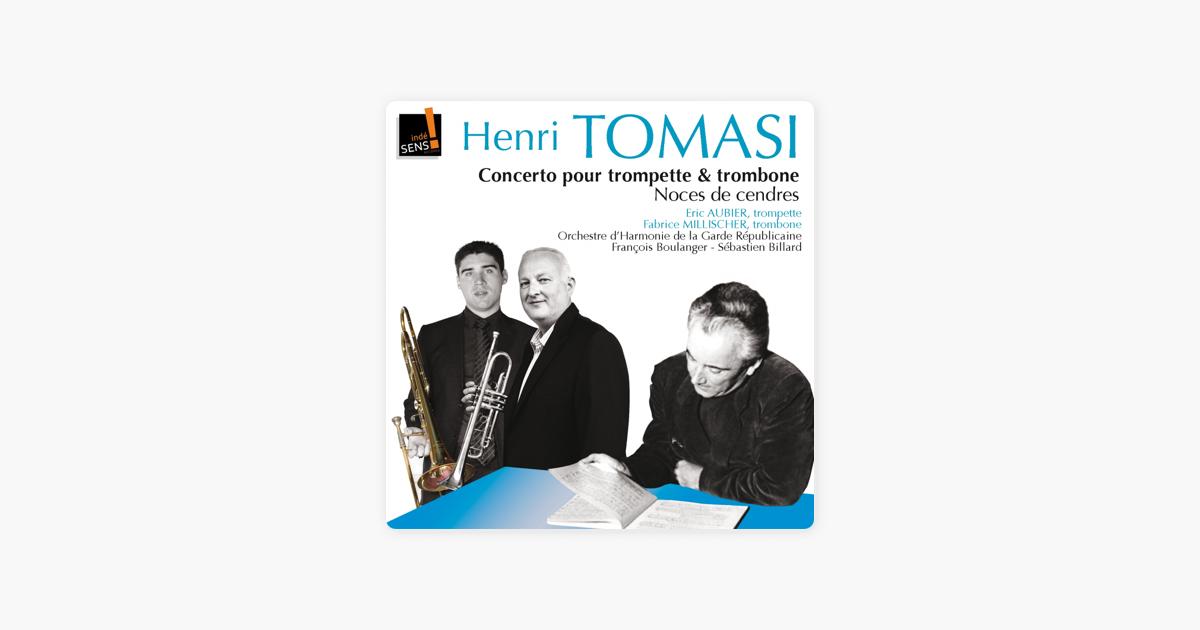 tomasi trombone trumpet concertos pour trombone et. Black Bedroom Furniture Sets. Home Design Ideas