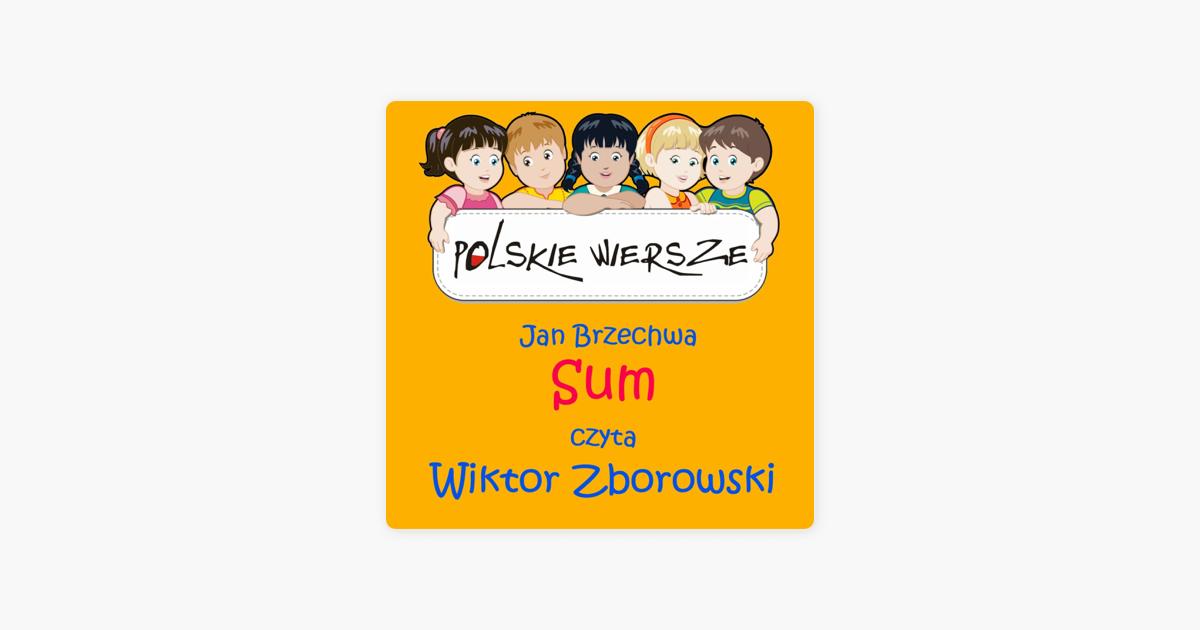 Polskie Wiersze Jan Brzechwa Sum Single De Wiktor Zborowski