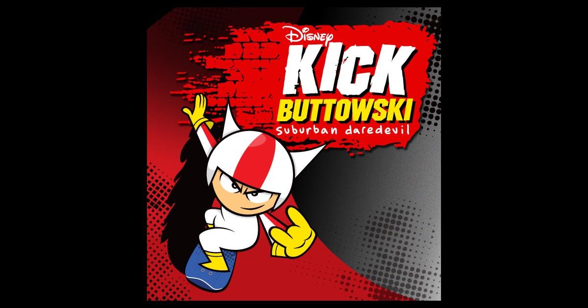 Kick Buttowski Dad S Car