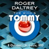10/8/11 Live in St. Louis, MO, Roger Daltrey