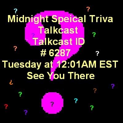 The Midnight Special Trivia Talkcast