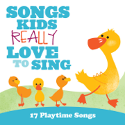 Songs Kids Really Love to Sing - 17 Playtime Songs - Kids Choir - Kids Choir