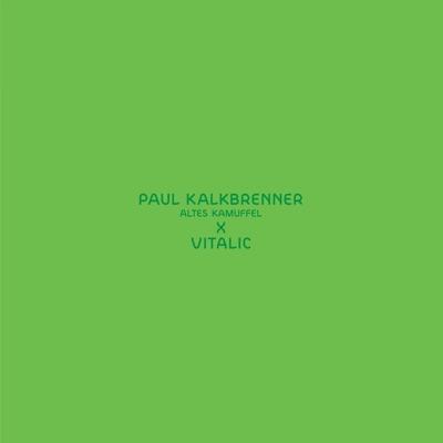 Altes Kamuffel (Vitalic Remix) - Single - Paul Kalkbrenner