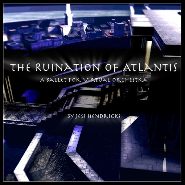Album Cover for The Ruination of Atlantis