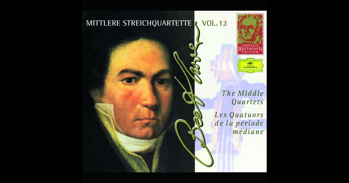 beethoven and emerson Arguments as to which of the two alternative finales for op 130 is more apt will rumble on for ever but by presenting only the grosse fuge here, when there would presumably have been room also for the less demanding piece beethoven later substituted for it, the emerson quartet have nailed their colours firmly to the mast.