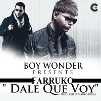 Dale Que Voy - Single Mp3 Download