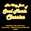 The Very Best of Soul Music Classics: Featuring The Four Tops, Delfonics, Temptations Review and More
