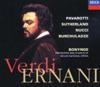 Verdi: Ernani, Dame Joan Sutherland, Leo Nucci, Luciano Pavarotti, Paata Burchuladze, Richard Bonynge & Welsh National Opera Orchestra
