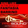 Karaoke Sing Like Fantasia Barrino Single