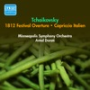 Tchaikovsky, P.I.: 1812 Festival Overture - Capriccio Italien (Dorati) (1954-1955) ジャケット写真