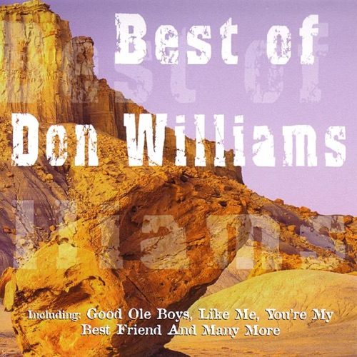 Don Williams - Best of Don Williams (Re-Recorded Versions)