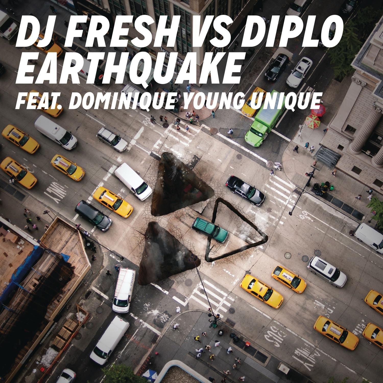 Earthquake (feat. Dominique Young Unique) - Single