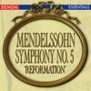 Mendelssohn Symphony No 5 Reformation