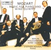 Mozart: Music for Piano and Wind Quintet ジャケット写真