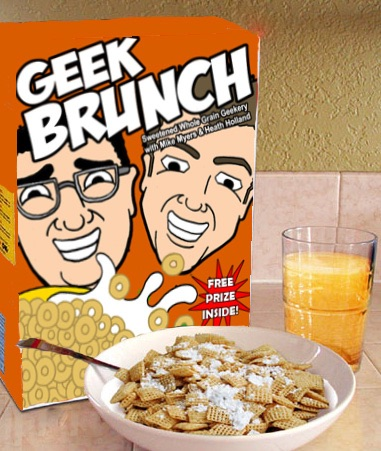 Geek Brunch