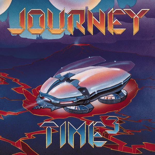 Time3 Journey CD cover