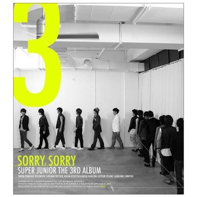 Sorry, Sorry - Super Junior
