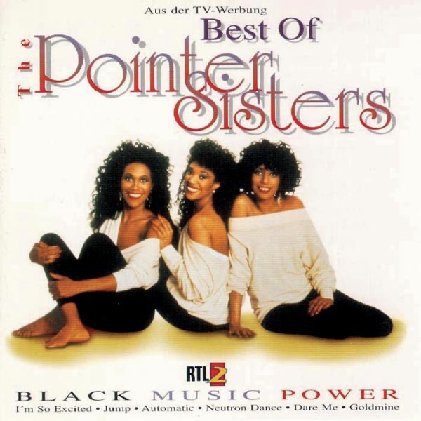 The Pointer Sisters mit Jump (For My Love)