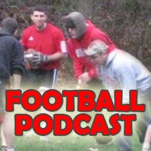 Joe and Fresh Talk Football