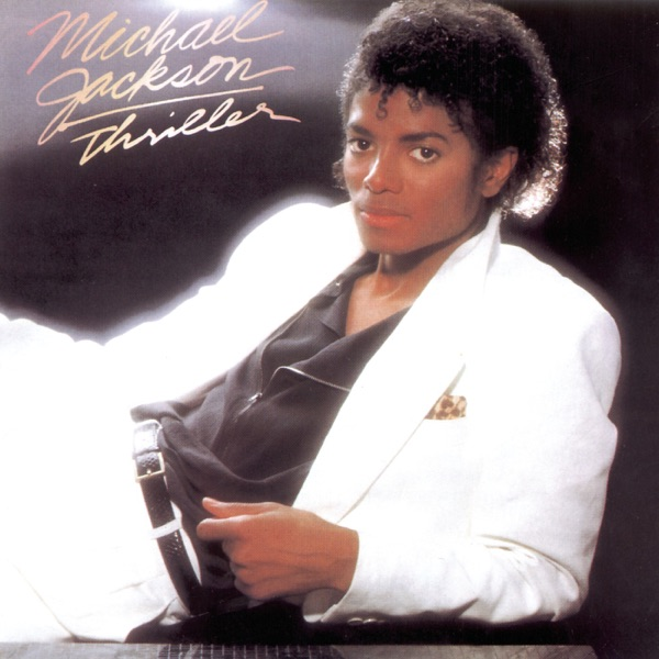 Cover art for Thriller