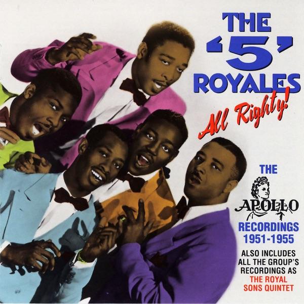 The 5 Royales - I Do
