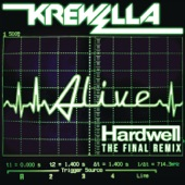 Alive (Hardwell Remix) - Single