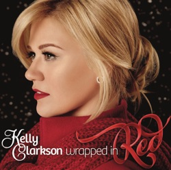 View album Kelly Clarkson - Wrapped In Red
