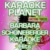 Barbara Schöneberger Karaoke Hits (Karaoke Planet) ジャケット写真