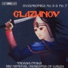 Glazunov: Symphonies Nos. 5 & 7, BBC National Orchestra of Wales & Tadaaki Otaka