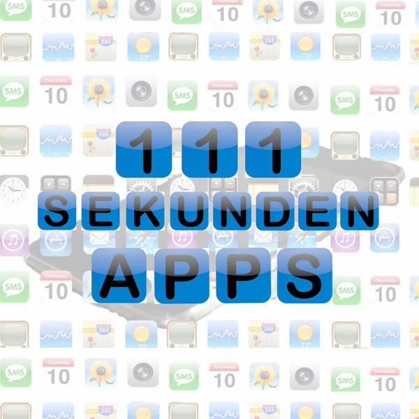 111 Sekunden Apps