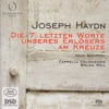 Haydn: The 7 Last Words, Bruno Weil, Cappella Coloniensis & Anja Schiffel