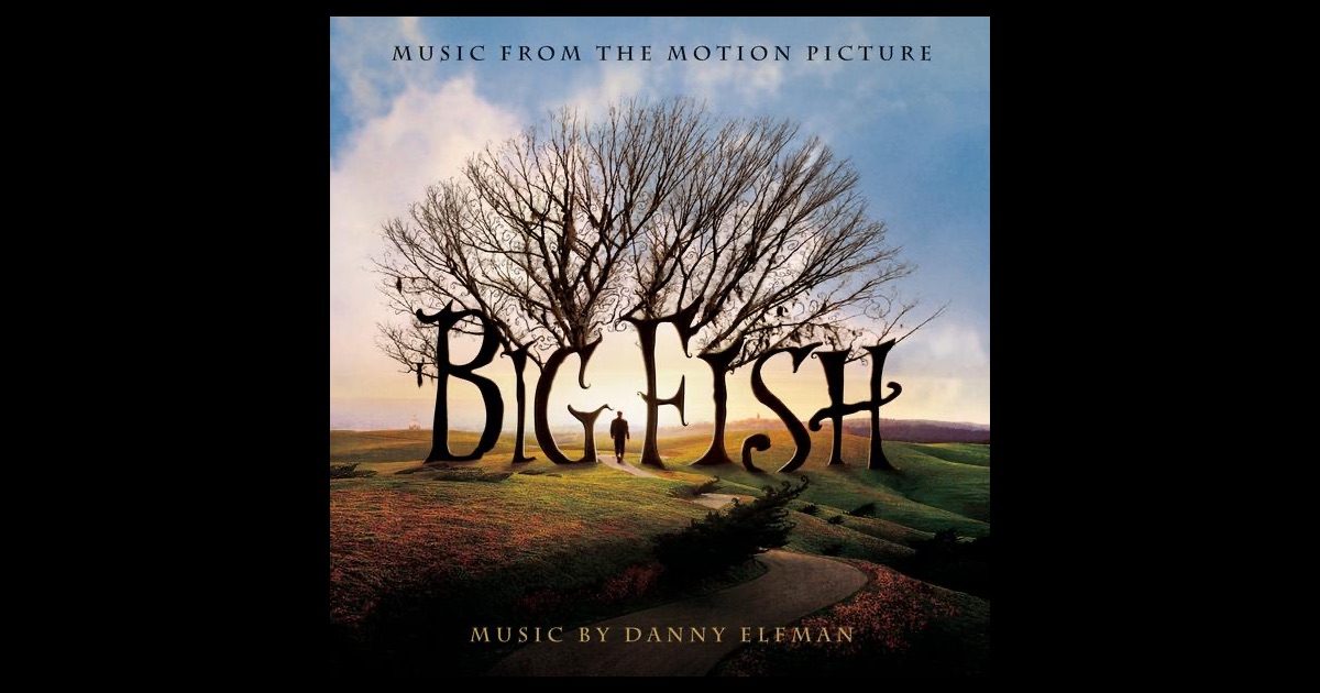 Big fish music from the motion picture by various for Big fish soundtrack