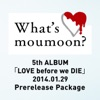 What's Moumoon? - 5th Album