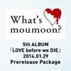 What's Moumoon? - 5th Album