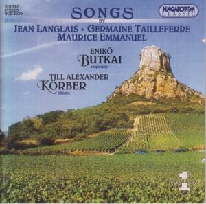 Enikő Butkai & Till Alexander Körber - Six chansons françaises - 3. Mon mari m'a diffamée