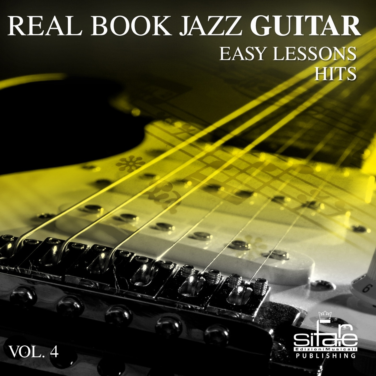 Real Book Jazz Guitar Easy Lessons, Vol. 4 (Jazz Guitar Hit Lessons) - Single