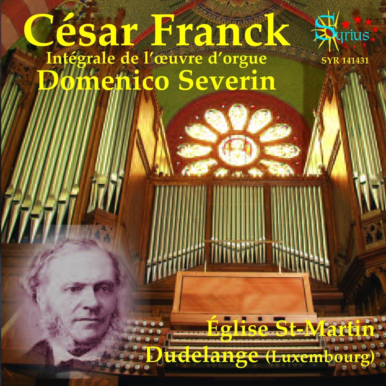 Grande pièce symphonique, FWV 29: I. Andante serioso
