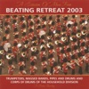 Beating Retreat 2003, Household Division