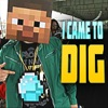 TryHardNinja - I Came To Dig (Minecraft Rap) [feat. Captainsparklez]