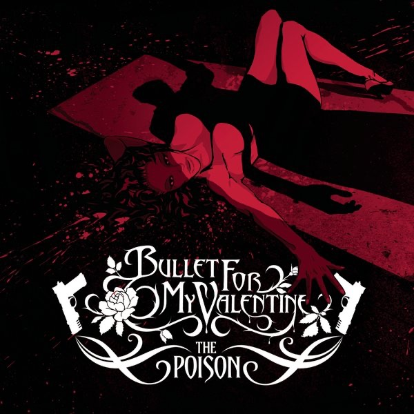 Bullet for My Valentine mit Tears Don't Fall