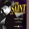 Leslie Charteris - The Saint Is Heard  artwork