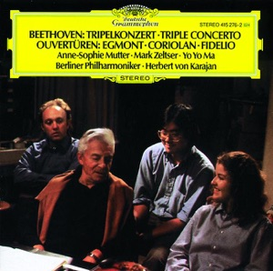 Beethoven: Triple Concerto - Overtures Mp3 Download