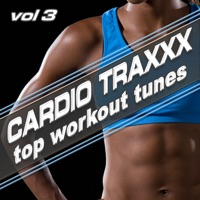 Cardio Crew - Cardio Traxxx Vol. 3 - Top Workout Tunes (128-132 BPM 20 Tracks With Non-Stop Workout Mix)
