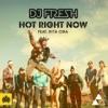Hot Right Now (Remixes) [feat. Rita Ora], DJ Fresh