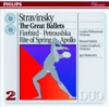 Stravinsky The Great Ballets