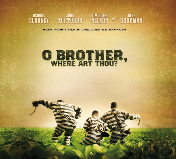 O Brother Where Art Thou Soundtrack ‎O Brother, Where Ar...