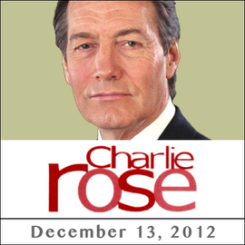 Charlie Rose: Jessica Chastain, December 13, 2012 audiobook
